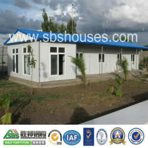 China Prefabricated Steel Shed/Container House pictures & photos