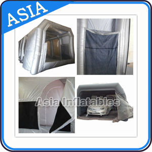 Inflatable Spray Booth for Painting and Repairing Business pictures & photos