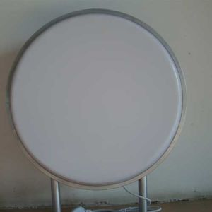 Aluminum Frame Combined Round Light Box for Advertising pictures & photos