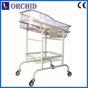Carbon Steel Baby Crib with Storage Basket (BYD07-I)