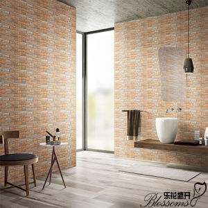 Porcelain Ceramic Stone Exterior Wall Tile for Decoration (200X400mm)