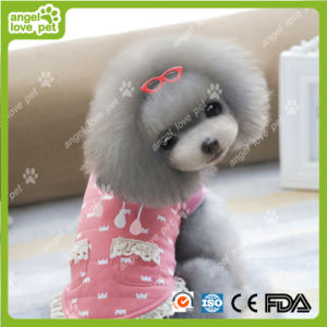 Cute Crown Pattern Lace Design Pet Dog Clothes pictures & photos