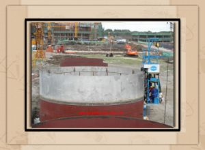 high Efficiency Tank Construction Solution/ Tank Welding Machine pictures & photos