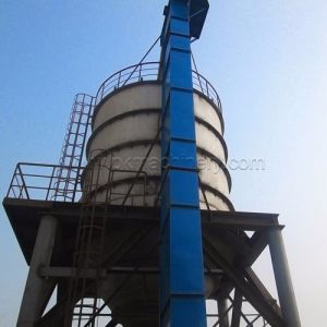 Rice/Wheat/Salt/Flour Chain Bucket Conveyor/Lifting Elevator (THG500) pictures & photos
