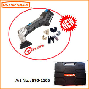 Multi-X Oscillating Tool Kit with Universal Quick Fit Accessories (870-1105) pictures & photos