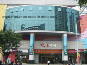 Aluminium Double Glass Curtain Walls pictures & photos
