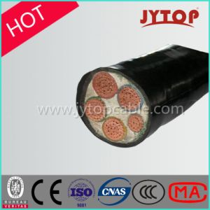 0.6/1kv 4+1 Core/Multicore Cable, XLPE Insulation Cable with Copper Conductor pictures & photos