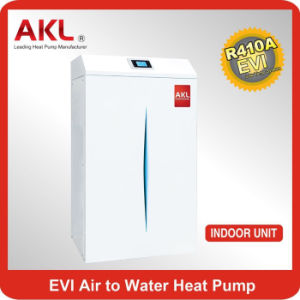 2015 New Akl Evi Air to Water Split Heat Pump pictures & photos