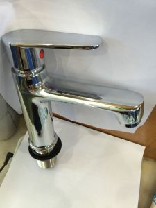25mm Single Lever Basin Mixer Faucets pictures & photos