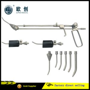 Gynaecology Surgical Instruments Spring Cup Type Uterine Manipulator Set pictures & photos