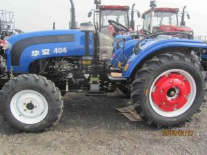 Huaxia 40HP 4WD Four Wheel Driving Tractor CE/EEC Approved pictures & photos
