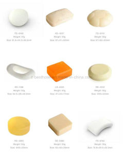 Manufacturer Supply Hotel Amenity Small Hand Soaps pictures & photos