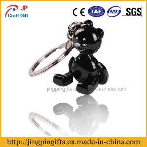 2016 Promotional Cute Little Bear Metal Key Chain with Gift pictures & photos