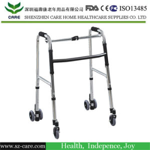 Disabled People Walking Stick pictures & photos