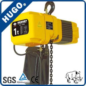 0.5t Electric Chain Hoist, Pdh Motorized Hoist pictures & photos