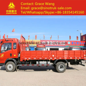 Sinotruck HOWO 6 Wheels Light Truck Cargo Truck Mini Truck 143HP 4*2 for Sale pictures & photos