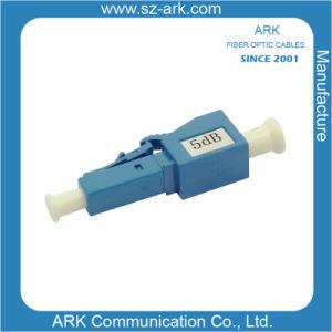 LC/PC 5db Optic Fiber Attenuator pictures & photos