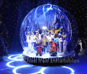New Inflatable Snow Globe for Christmas Decoration (CYAD-1460) pictures & photos