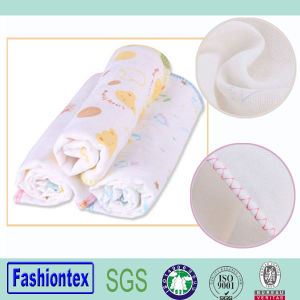 Wholesales Newborn Baby Face Towel Burp Cloth Infant Muslin Wipe pictures & photos
