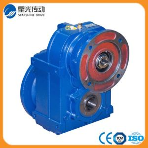 Faf77-Y160m4-11-15.64-M4-0 Hollow Shaft Helical Gearmotor pictures & photos