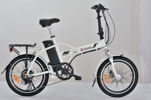 En15194 Folded Electric Bike (TDN01Z)