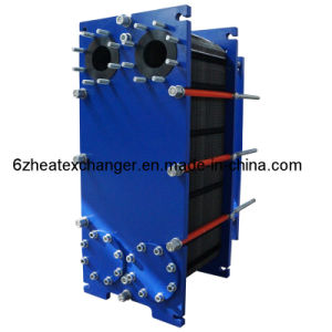 Plate Type Heat Exchanger for Food and Drink Industry (equal M10)