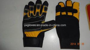 Mechanic Glove-Safety Glove-Industrial Glove-Labor Glove-Work Glove pictures & photos