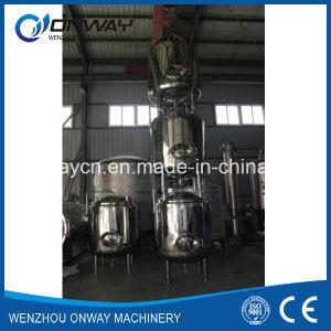 High Efficient stainless Steel Beer Milk Sugar Cassawa Starch Wine Industrial Fermentation Equipment pictures & photos
