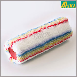 Rainbow Acrylic Sewn Paint Roller (Dia48mm)