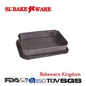 Rectangular Springform Carbon Steel Nonstick Bakeware (SL-Bakeware) pictures & photos