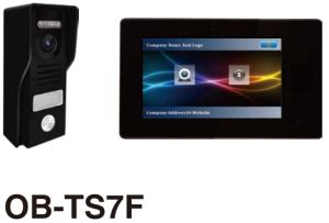 Touch Screen Alarm System pictures & photos
