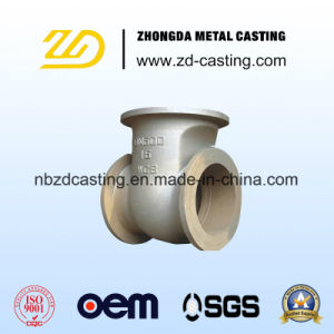 Customized-China-Foundry-Ductile-Iron-Sand-Castings pictures & photos