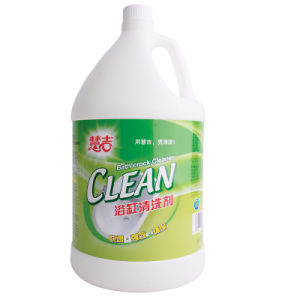 OEM Commercial Bulk Bathtub and Floor Liquid Cleaner 4kg pictures & photos