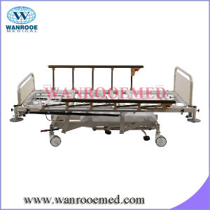 Five Function Hospital Hydraulic Bed pictures & photos