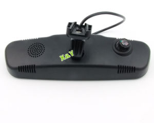 4.3inch HD 1080P Car Black Box Recorder Rearview Mirror Car DVR pictures & photos