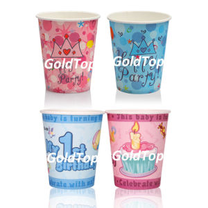 Hot and Cold Drinking Paper Cups pictures & photos