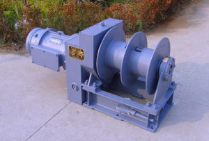 1 2 3 5 10 20t Electric Winch for Crane pictures & photos