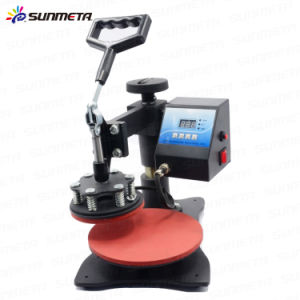 Mini Plate Heat Press Printing Sublimation Machine pictures & photos