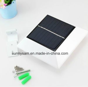 4 LED Motion Sensor Security Outdoor Waterproof Powerful Solar Light for Garden pictures & photos