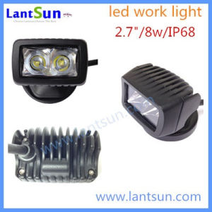 8W LED Work Light Spot Beam Car Light Spotlight pictures & photos