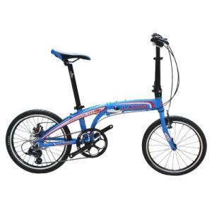 "20"" Aluminum Alloy Frame 8 Speed Folding Bike Mini Bicycle pictures & photos"