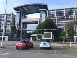 Advertising Outdoor LED Video Wall P6 pictures & photos