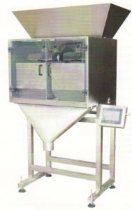 Ln-230 Double-Head Automatic Linear Electronic Almond / Nuts Weighing Machine (1-10kg/bag) pictures & photos