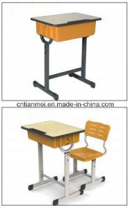 Classroom Student Desk&Chair, Single Desk pictures & photos