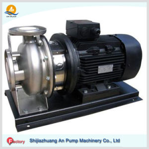 Centrifugal Close Coupled Monoblock Inline Water Pump pictures & photos