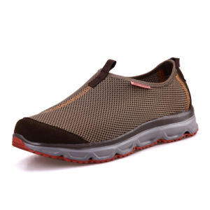 Hiking Shoes Light Comfortable Outdoor for Men Climbing (AK8917) pictures & photos