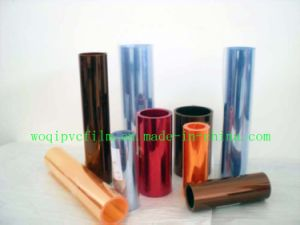 PVC Rigid Plastic Film Roll Therforming Grade and Box Grade pictures & photos