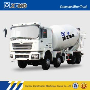 XCMG Official Manufacturer Concrete Mixer Truck for Sale pictures & photos