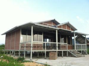 Light Steel Prefab Villa House pictures & photos