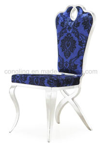 European-Design Antique Living Room Metal Chair for Home pictures & photos